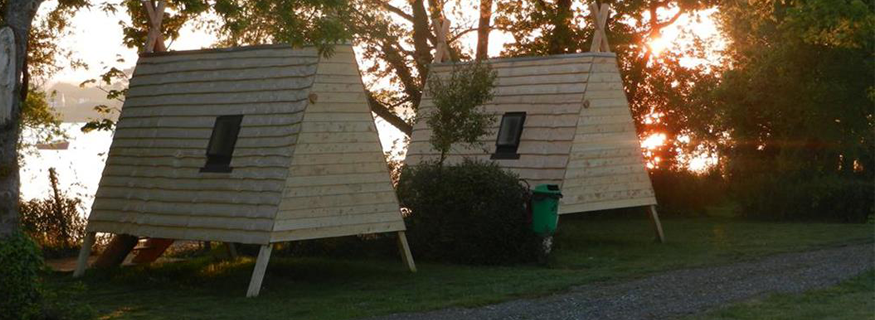 village camping insolite