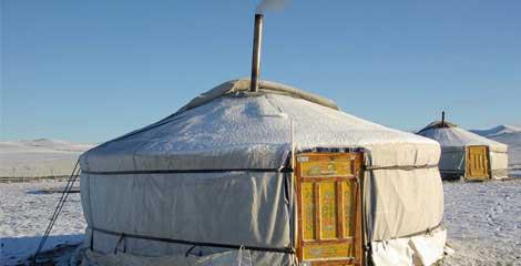 Camping Bretagne en yourte